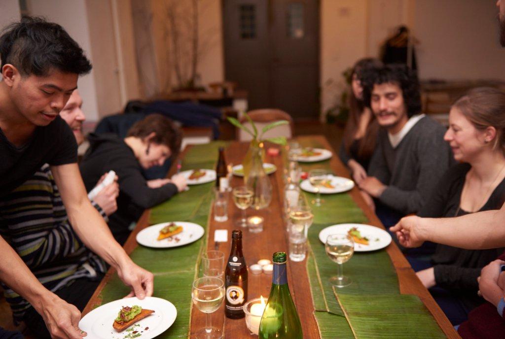 Joseph Michael Patricio. pepe dayaw. chef in residence