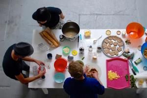 Pepe Dayaw Foodleft. Nowhere Kitchen. Photo by Ilya Noe
